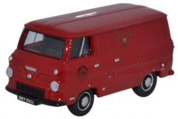Oxford Diecast 76FDE004 Ford 400E Van Royal Mail - 1:76